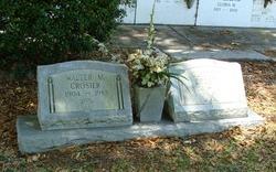 Gladys <i>Wemple</i> Crosier