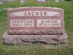 Christian Estella <i>Loghry</i> Archer