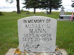 Audrey Lynn Mann