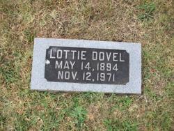 Lottie Mae <i>Dovel</i> Comer