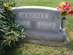 Esther M <i>Archer</i> McKinney