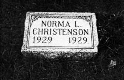 Norma Lavonne Christenson