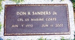 Don Richard Sanders, Jr