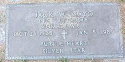 Jack William Mayo