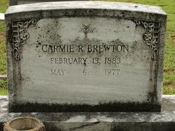 Carmie R Brewton