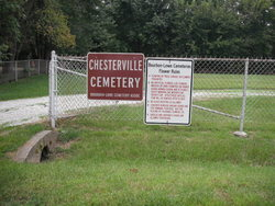 Chesterville Cemetery