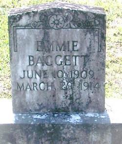 Emmie Estelle Baggett