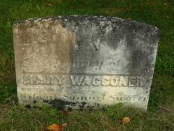 Mary <i>Waggoner</i> Swarer