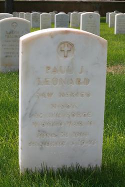 Paul J Leonard