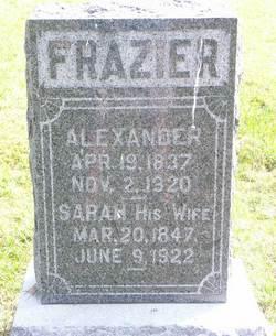 Alexander Frazier