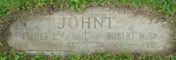 Robert William Johnt, Sr
