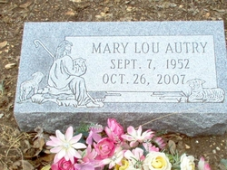 Mary Lou Autry