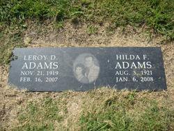 Hilda Fern <i>Coffey</i> Adams