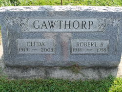 Cleda J. <i>Bunting Gawthorp</i> Balding