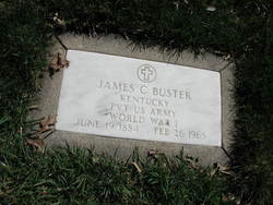 James C Jimmy Buster