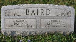 David H Baird