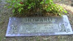 Daniel Boone Howard