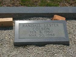 Randall Lester Colson