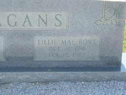 Lillie Mae <i>ROWE</i> Hagans