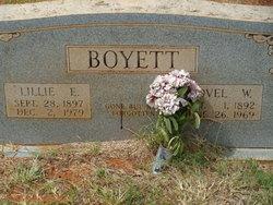 Novel Wade Boyett