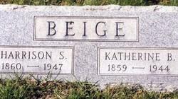 Katherine B Beige