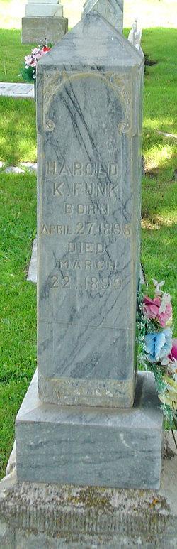 Harold Knight Funk