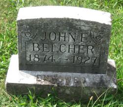John Edward Belcher