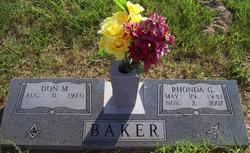 Rhonda Gae Baker