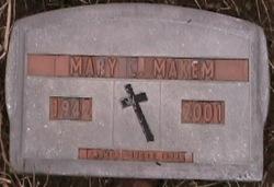 Mary <i>Shanahan</i> Makem