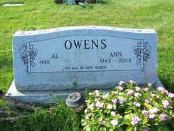 Annie Sue <i>Smith</i> Owens