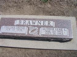 Luther L Brawner