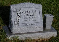 Weldon Ray Dunivan