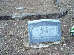 Walter Taylor Autry