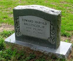Edward Harold Ballenger, Jr
