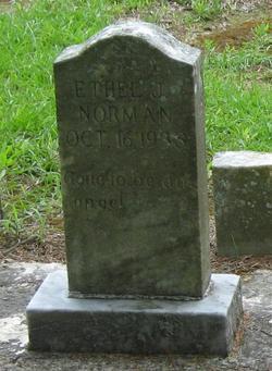 Ethel J Norman