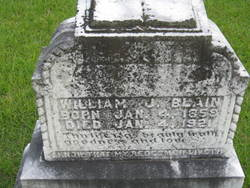 William Jonathan Blain