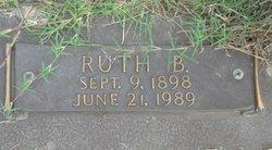 Ruth B. White