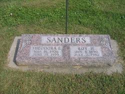 Leroy Harrison Roy Sanders