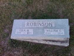 ELLA M <i>CHAPMAN</i> ROBINSON