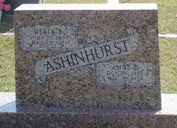 Amos Dewitt Ashinhurst