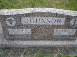 Ruth A. <i>Hostetler</i> Johnson