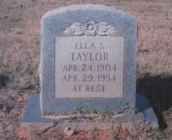 Ella Louise <i>Stevens</i> Taylor