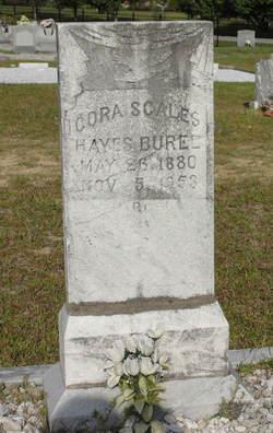 Cora <i>Scales</i> Burel