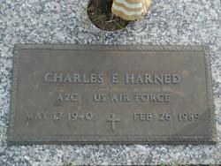 Charles E Harned