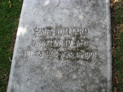 James Hilliard Dunklin, IV