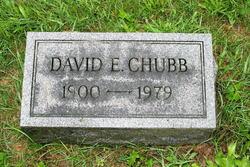 David E. Chubb