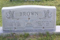 John Marvin Brown, Sr