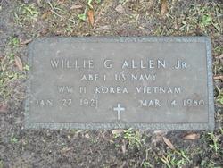 Willie G. Allen, Jr