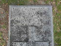 Sallie Rutherfoord <i>Miller</i> Bennett