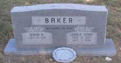 Gerald Ray Baker